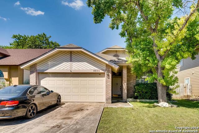 9634 Silver Moon, San Antonio, TX 78254 (MLS #1391854) :: The Mullen Group   RE/MAX Access