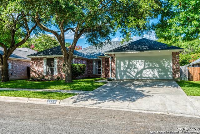 2652 Cotton King, Schertz, TX 78154 (MLS #1391855) :: The Mullen Group | RE/MAX Access