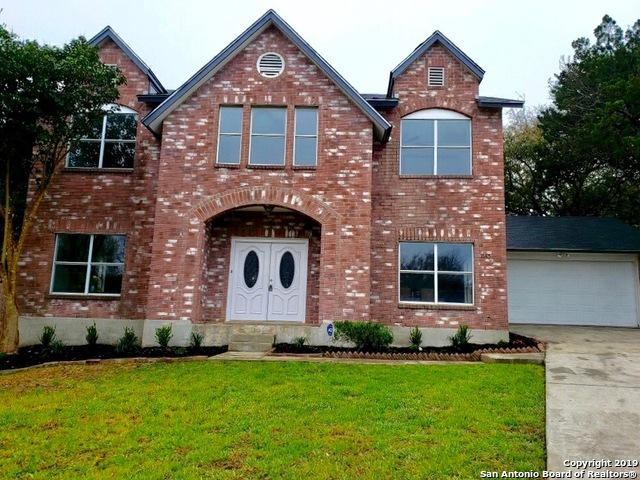 16415 Hillview Pass Dr, San Antonio, TX 78247 (MLS #1391867) :: Vivid Realty