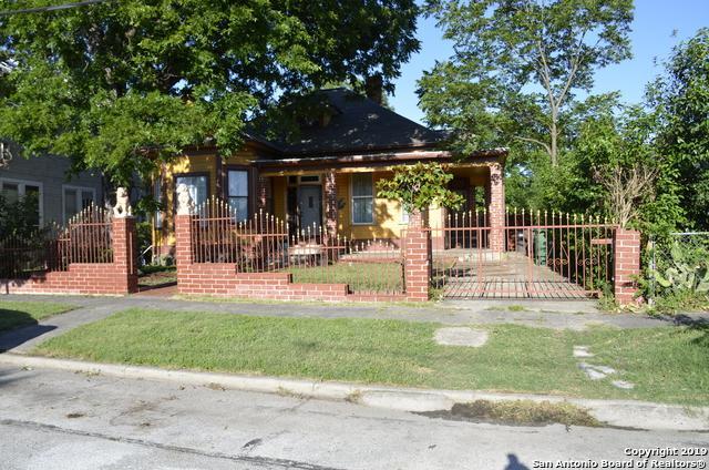 314 Roosevelt Ave, San Antonio, TX 78210 (MLS #1391905) :: Tom White Group