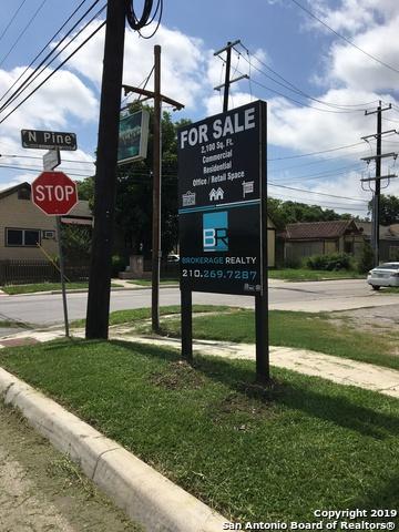 1133 N Pine St, San Antonio, TX 78202 (MLS #1391998) :: Tom White Group