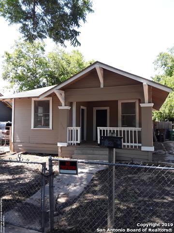 115 Montrose St, San Antonio, TX 78223 (MLS #1392031) :: Tom White Group