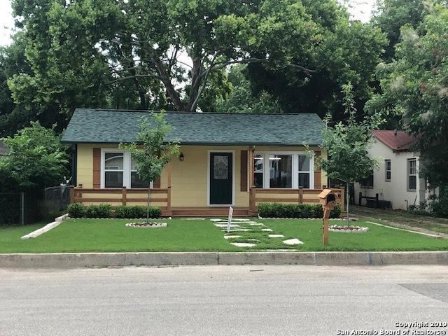 927 N Union Ave, New Braunfels, TX 78130 (MLS #1392205) :: Vivid Realty