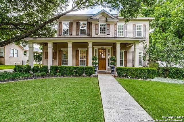 514 Argo Ave, Alamo Heights, TX 78209 (MLS #1392215) :: Vivid Realty