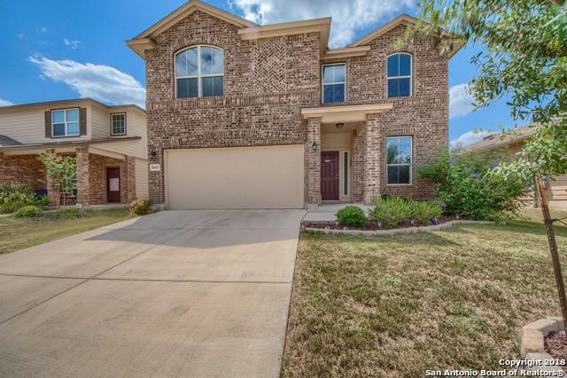 8415 Meadow Plains, San Antonio, TX 78254 (MLS #1392222) :: NewHomePrograms.com LLC