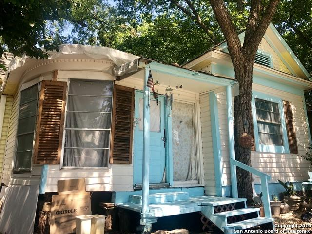 419 N Monumental, San Antonio, TX 78202 (MLS #1392294) :: Alexis Weigand Real Estate Group