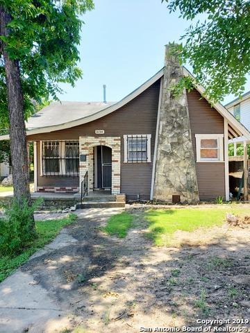 2134 Cincinnati Ave, San Antonio, TX 78228 (MLS #1392323) :: Vivid Realty