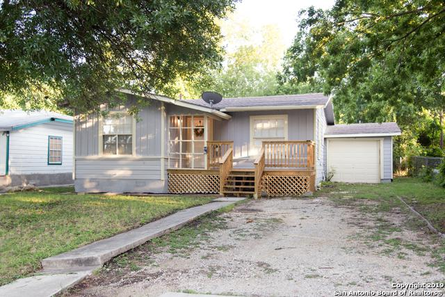 158 Continental, San Antonio, TX 78228 (MLS #1392383) :: River City Group