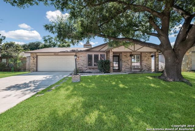 5647 Wood Oak, San Antonio, TX 78233 (MLS #1392399) :: BHGRE HomeCity