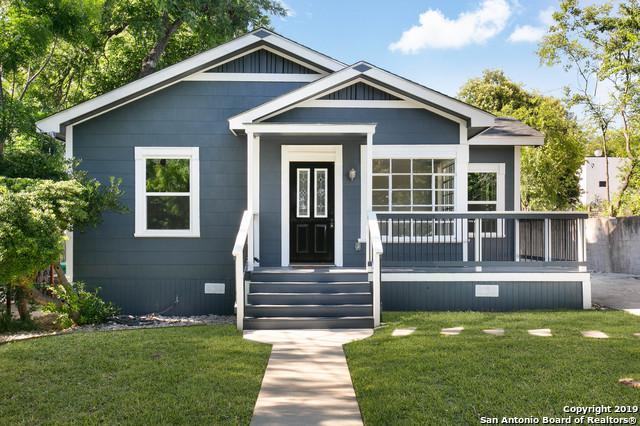 111 Inslee Ave, Alamo Heights, TX 78209 (MLS #1392426) :: BHGRE HomeCity
