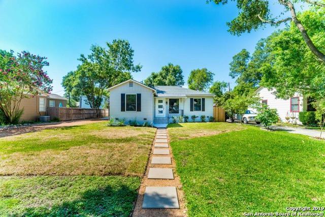 124 Harmon Dr, San Antonio, TX 78209 (MLS #1392463) :: Magnolia Realty