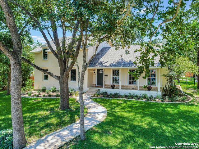 312 Elizabeth Rd, San Antonio, TX 78209 (MLS #1392526) :: Exquisite Properties, LLC