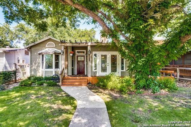 233 Lindell Pl, San Antonio, TX 78212 (MLS #1392576) :: The Gradiz Group