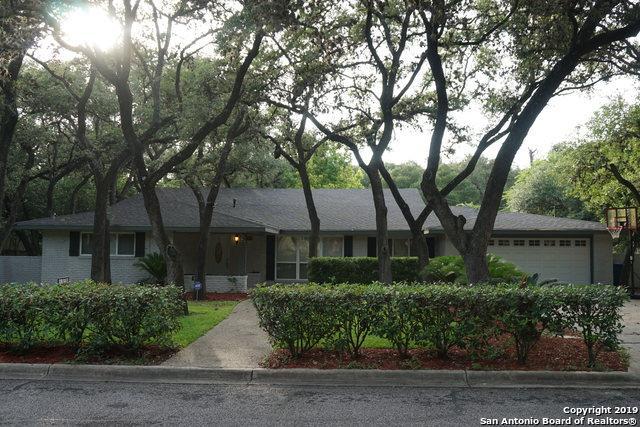 10109 Sunflower Ln, San Antonio, TX 78213 (MLS #1392623) :: BHGRE HomeCity