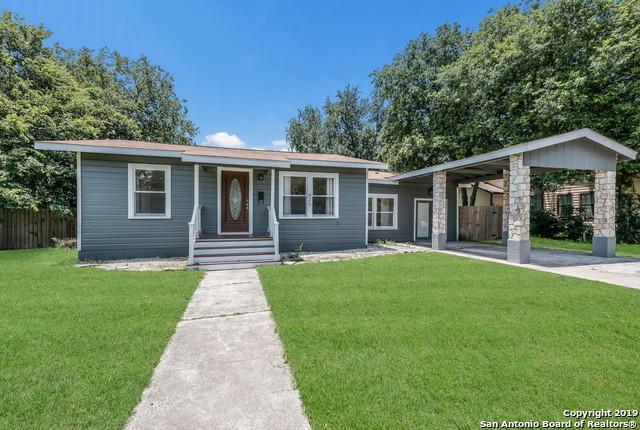 426 North Dr, San Antonio, TX 78201 (MLS #1392637) :: Exquisite Properties, LLC