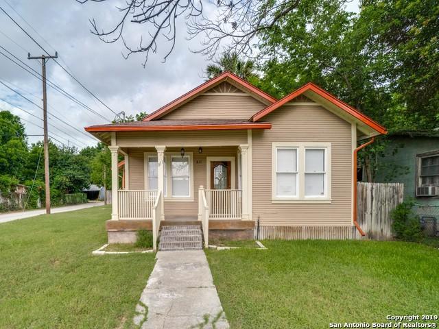 811 Gillespie St, San Antonio, TX 78212 (MLS #1392726) :: Exquisite Properties, LLC