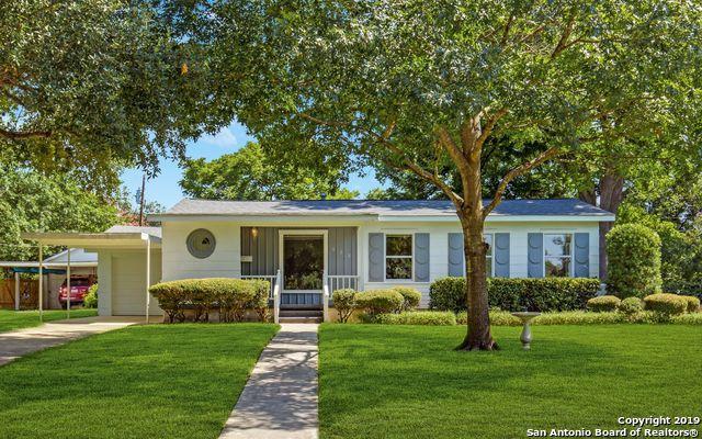 353 Irvington Dr, San Antonio, TX 78209 (MLS #1392729) :: Magnolia Realty