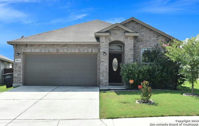 8015 Vega Horizon, San Antonio, TX 78252 (MLS #1392745) :: Magnolia Realty