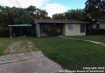 863 Plainview Dr, San Antonio, TX 78228 (MLS #1392895) :: Alexis Weigand Real Estate Group