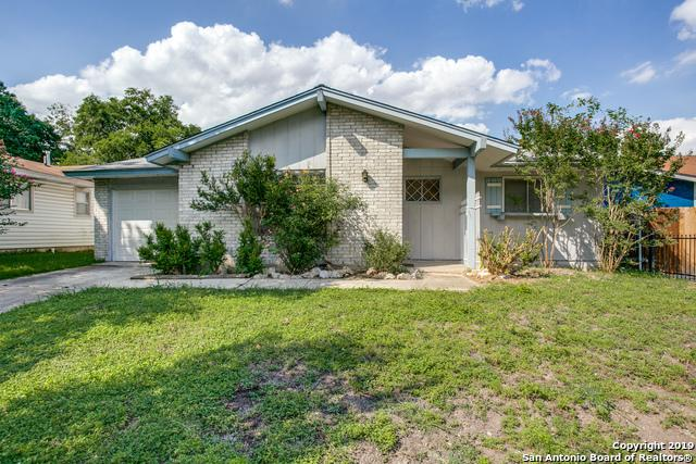 4919 Teasdale Dr, San Antonio, TX 78217 (MLS #1392947) :: Neal & Neal Team