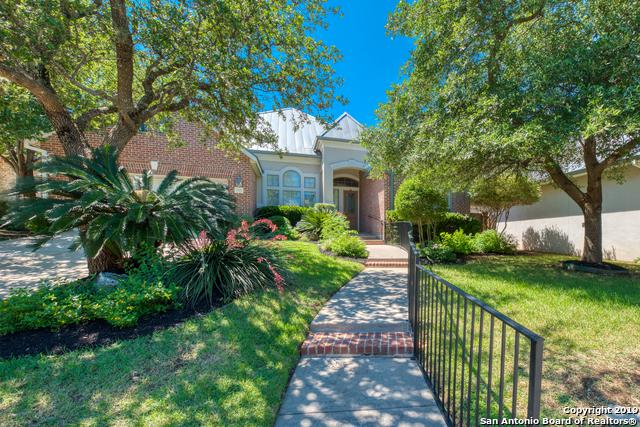 107 Binham Heights, Shavano Park, TX 78249 (MLS #1392955) :: BHGRE HomeCity