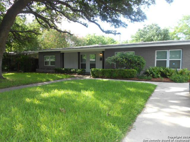 327 Ridgehaven Pl, San Antonio, TX 78209 (MLS #1393071) :: Alexis Weigand Real Estate Group