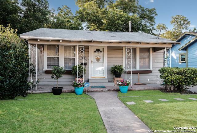 2015 Fresno, San Antonio, TX 78201 (MLS #1393134) :: Alexis Weigand Real Estate Group