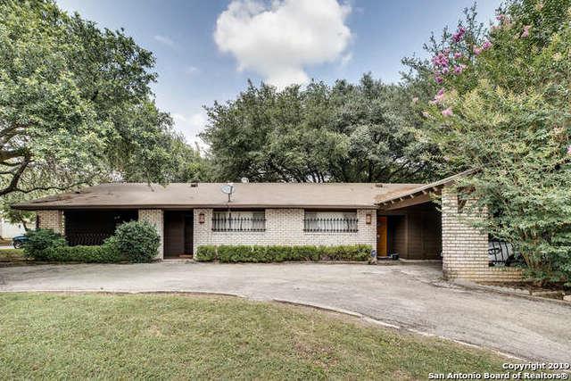 1703 Jackson Keller Rd, Castle Hills, TX 78213 (MLS #1393220) :: Neal & Neal Team