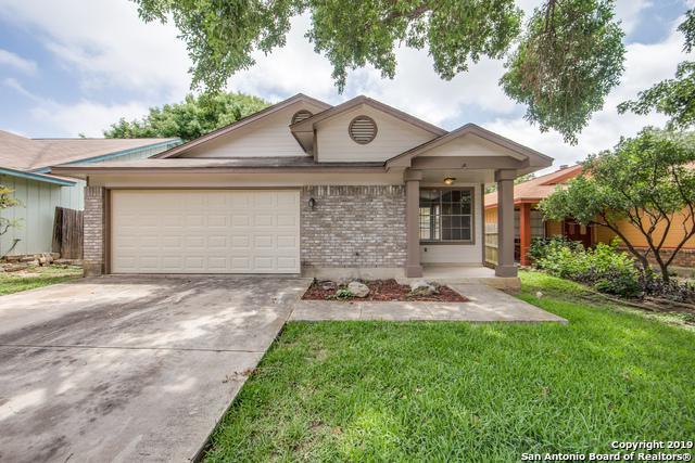 15542 Knollglade, San Antonio, TX 78247 (MLS #1393267) :: NewHomePrograms.com LLC