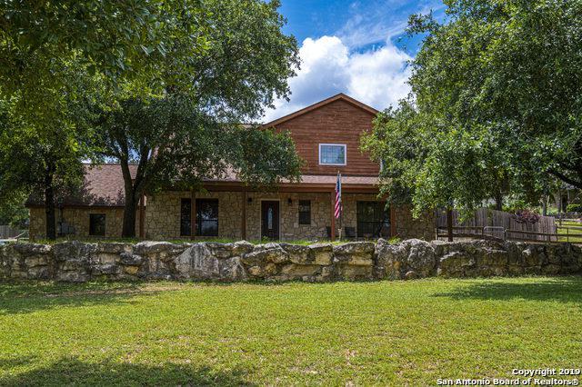 31457 Bulverde Hills Dr, Bulverde, TX 78163 (MLS #1393318) :: Neal & Neal Team