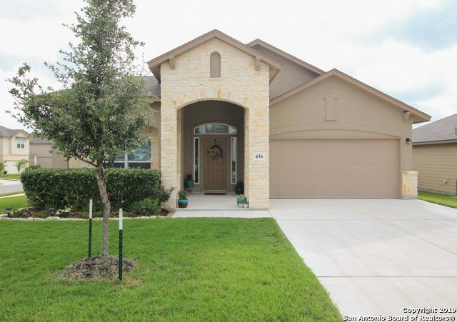 436 Kingsway, Cibolo, TX 78108 (MLS #1393434) :: The Mullen Group | RE/MAX Access