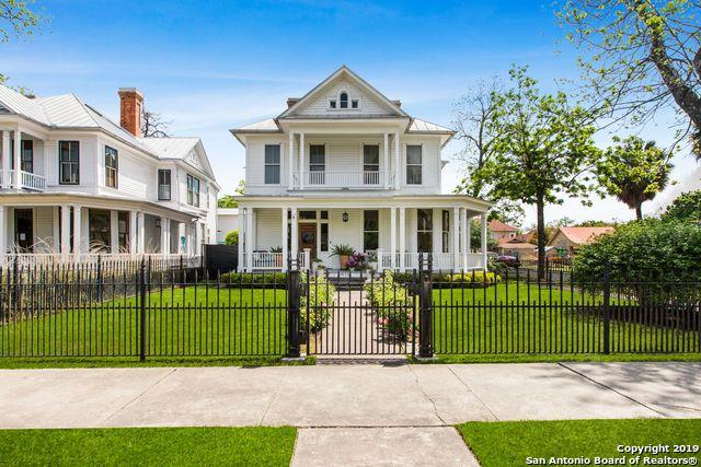 434 King William, San Antonio, TX 78204 (MLS #1393461) :: Reyes Signature Properties