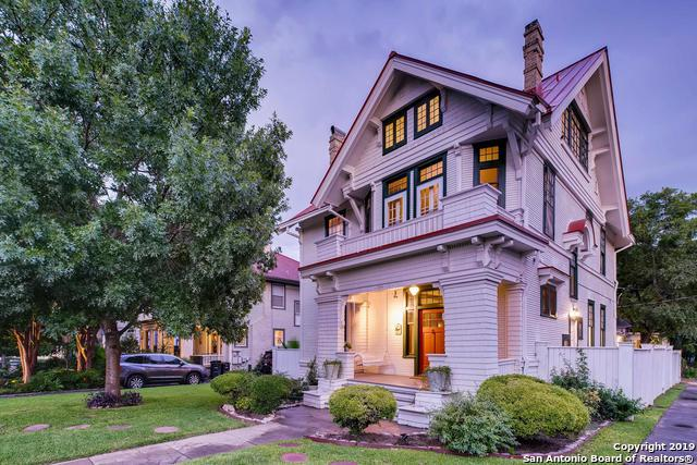 134 W Mistletoe Ave, San Antonio, TX 78212 (MLS #1393523) :: BHGRE HomeCity