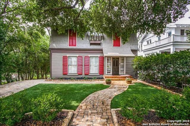 318 W Mistletoe Ave, San Antonio, TX 78212 (MLS #1393561) :: Reyes Signature Properties