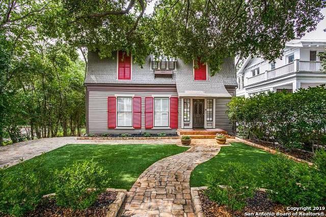 318 W Mistletoe Ave, San Antonio, TX 78212 (MLS #1393561) :: The Mullen Group | RE/MAX Access
