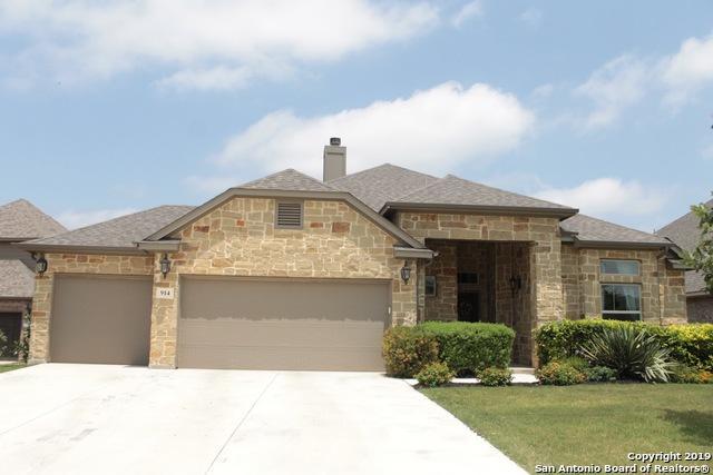 914 Enclave Trail, New Braunfels, TX 78132 (MLS #1393594) :: Neal & Neal Team