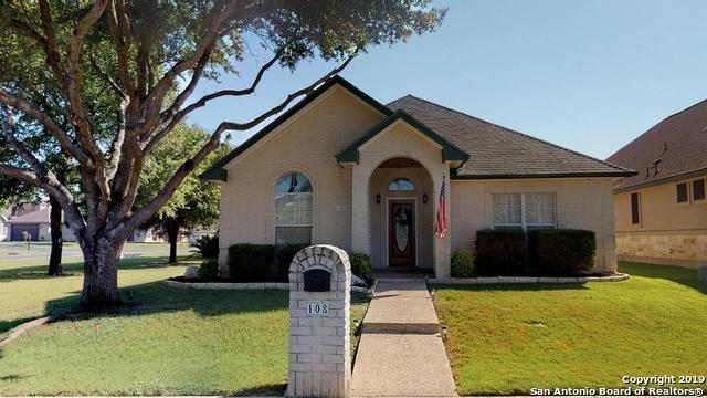 108 Keith Foster Dr, New Braunfels, TX 78130 (MLS #1393627) :: BHGRE HomeCity
