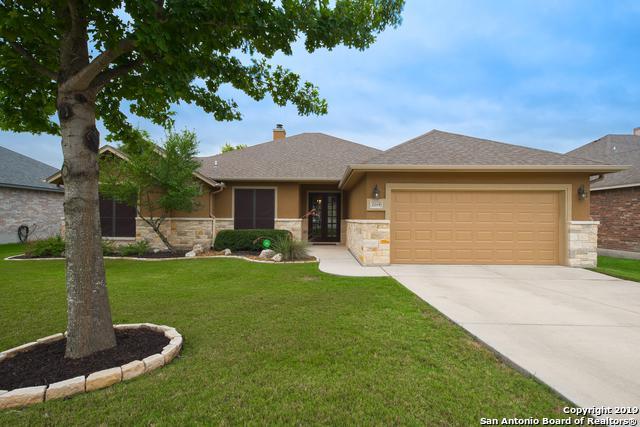 2219 Sun Pebble Way, New Braunfels, TX 78130 (MLS #1393785) :: Exquisite Properties, LLC