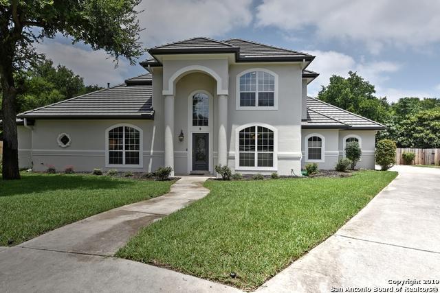 8 Cobham Way, San Antonio, TX 78218 (MLS #1393823) :: BHGRE HomeCity