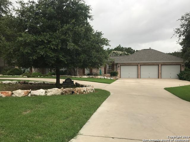 460 Hunters Creek Dr, New Braunfels, TX 78132 (MLS #1393863) :: The Mullen Group | RE/MAX Access