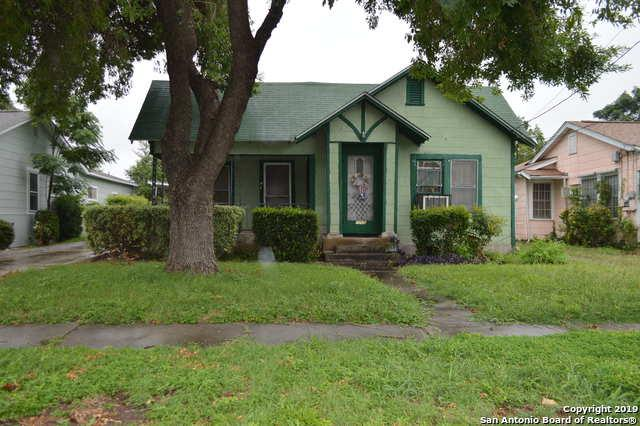 1706 Texas Ave, San Antonio, TX 78201 (MLS #1393921) :: The Mullen Group | RE/MAX Access