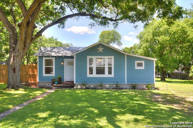 551 Booker Ave, New Braunfels, TX 78130 (MLS #1393961) :: BHGRE HomeCity