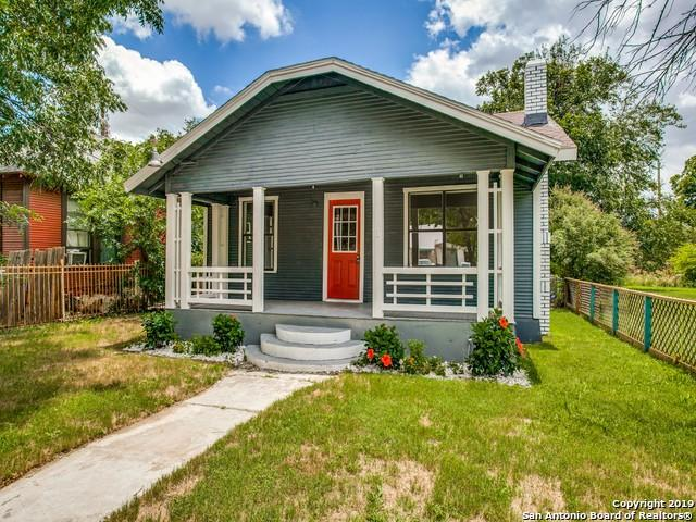 106 Dorothy St, San Antonio, TX 78210 (MLS #1394049) :: The Mullen Group | RE/MAX Access