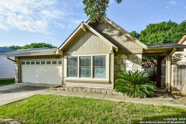 3323 Falcon Grove Dr, San Antonio, TX 78247 (MLS #1394067) :: The Gradiz Group