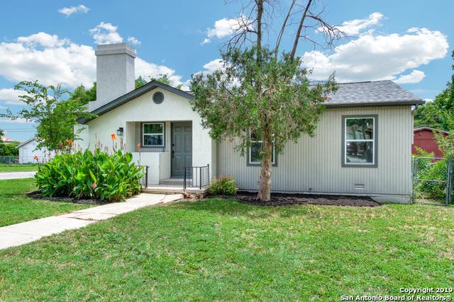 938 Halliday Ave, San Antonio, TX 78210 (MLS #1394149) :: The Mullen Group | RE/MAX Access