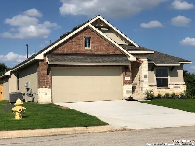3915 Brazos Bend, San Antonio, TX 78245 (MLS #1394361) :: BHGRE HomeCity