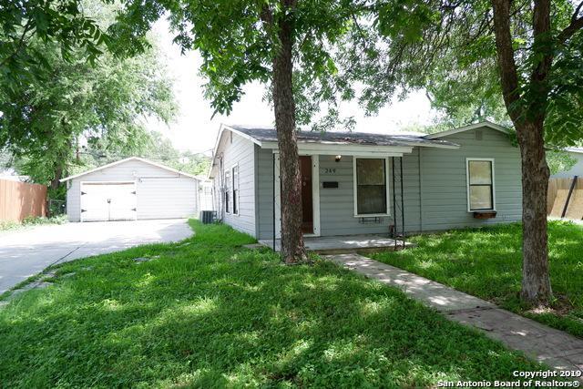 249 Redrock Dr, San Antonio, TX 78213 (MLS #1394434) :: BHGRE HomeCity