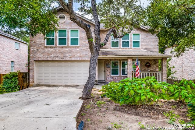 15840 Walnut Creek Dr, San Antonio, TX 78247 (MLS #1394537) :: Neal & Neal Team