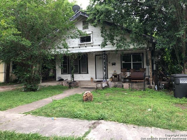 130 Vitra Pl, San Antonio, TX 78210 (MLS #1394620) :: Exquisite Properties, LLC