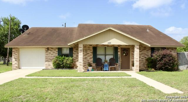 326 Wild Rose, Floresville, TX 78114 (MLS #1394624) :: The Mullen Group | RE/MAX Access